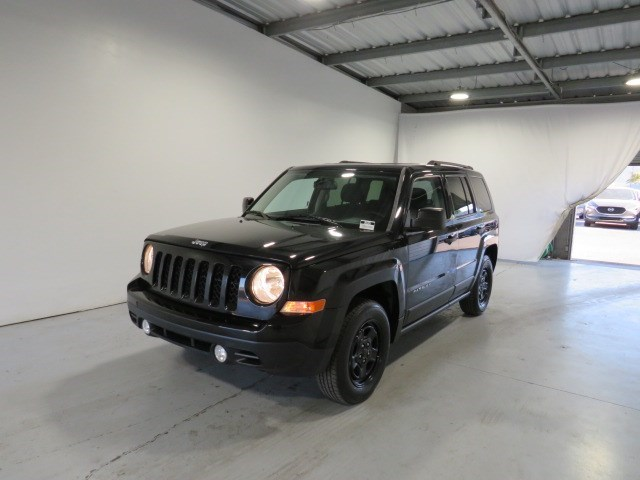 used 2016 Jeep Patriot car, priced at $11,889