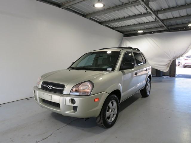 used 2006 Hyundai Tucson car, priced at $5,995