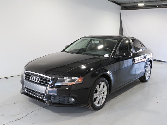 used 2010 Audi A4 car, priced at $8,995