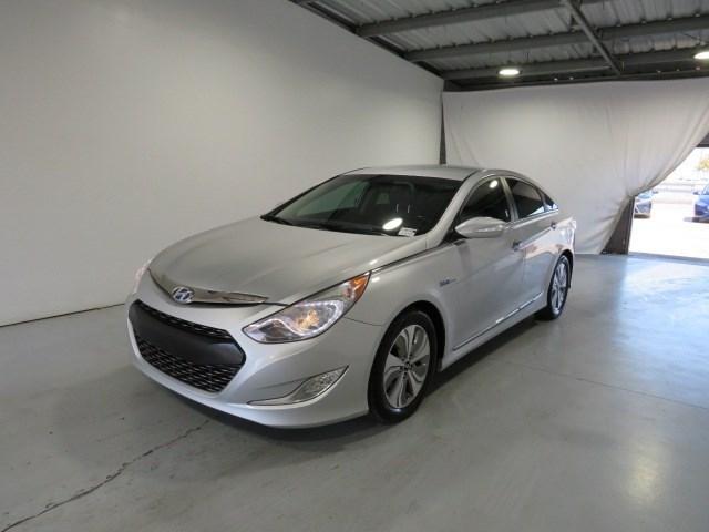 used 2013 Hyundai Sonata Hybrid car, priced at $10,992