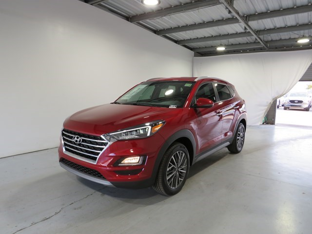 new 2021 Hyundai Tucson car, priced at $31,084