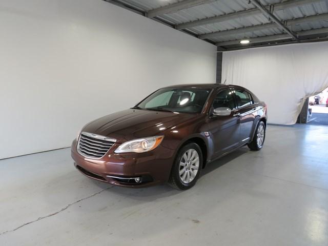 used 2013 Chrysler 200 car, priced at $8,538