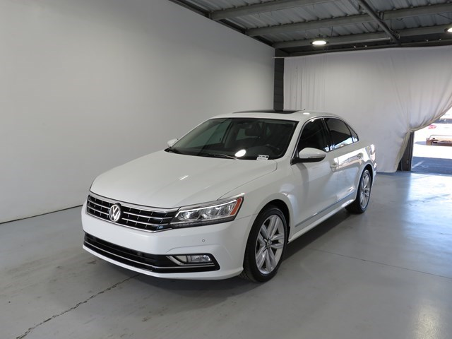 used 2017 Volkswagen Passat car, priced at $14,991