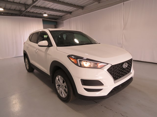 new 2020 Hyundai Tucson car, priced at $26,520