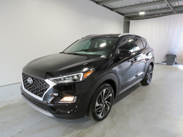 new 2021 Hyundai Tucson car, priced at $29,545