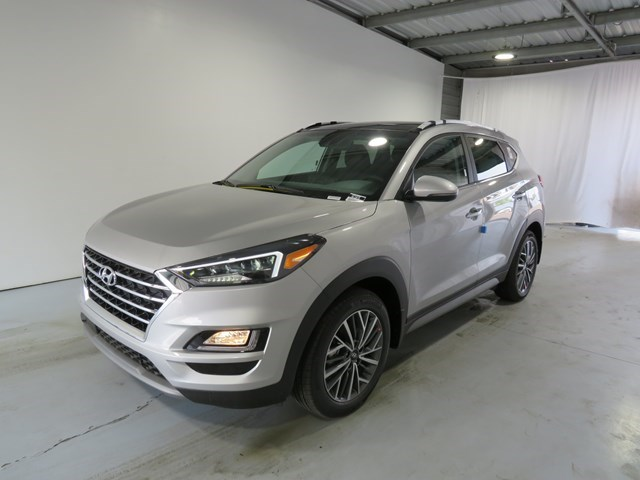new 2021 Hyundai Tucson car, priced at $33,830