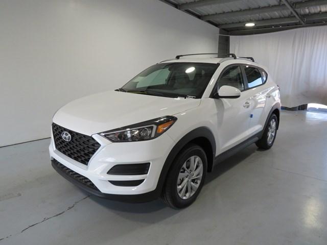 new 2021 Hyundai Tucson car, priced at $27,050