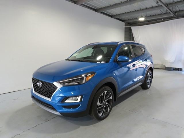 new 2021 Hyundai Tucson car, priced at $30,120