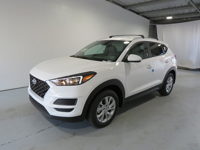 new 2021 Hyundai Tucson car, priced at $27,050