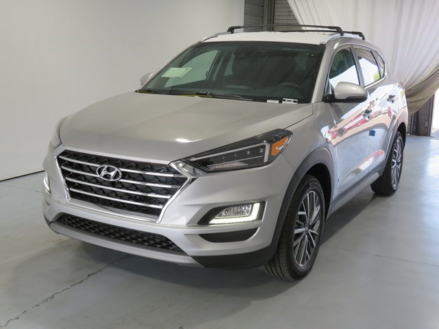 new 2021 Hyundai Tucson car, priced at $31,210
