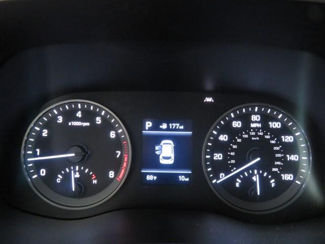 new 2021 Hyundai Tucson car, priced at $27,970