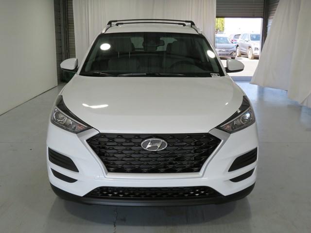 new 2021 Hyundai Tucson car, priced at $27,350