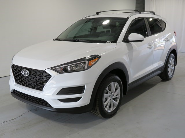 new 2021 Hyundai Tucson car, priced at $27,350