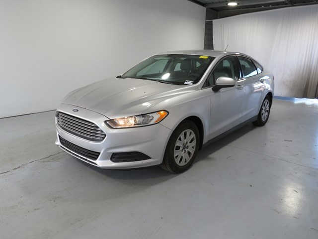 used 2014 Ford Fusion car, priced at $9,197