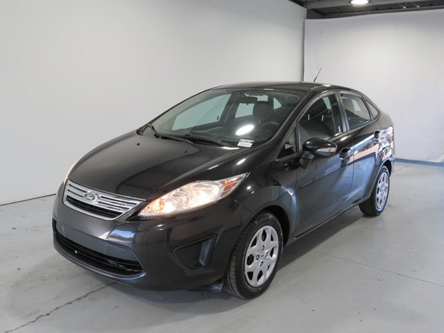 used 2013 Ford Fiesta car, priced at $9,592