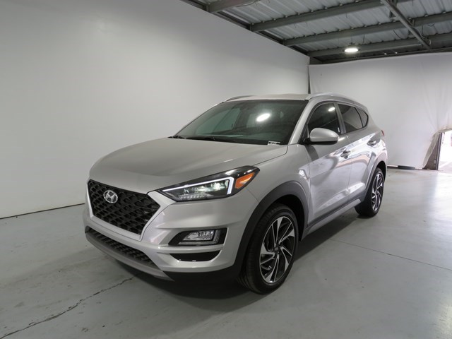 new 2021 Hyundai Tucson car, priced at $29,900