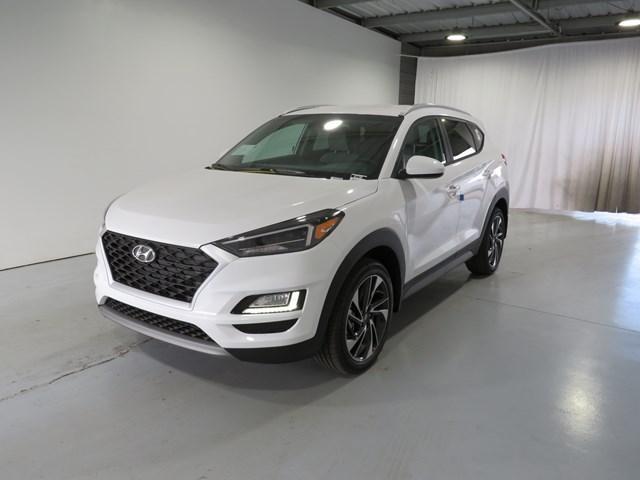 new 2021 Hyundai Tucson car, priced at $30,320