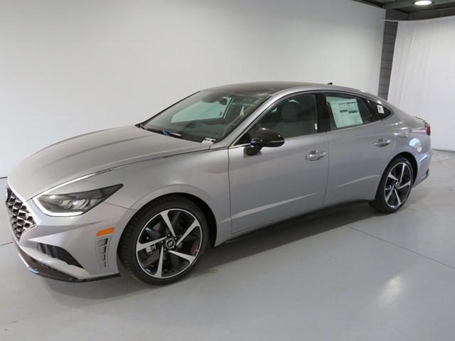 new 2021 Hyundai Sonata car, priced at $32,050