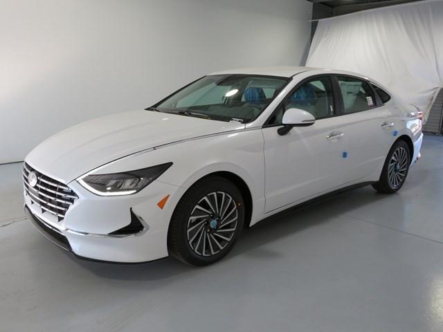 new 2021 Hyundai Sonata Hybrid car, priced at $31,475