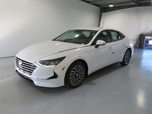 new 2021 Hyundai Sonata Hybrid car, priced at $31,535
