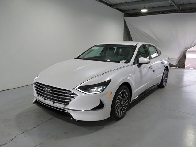 new 2021 Hyundai Sonata Hybrid car, priced at $31,504