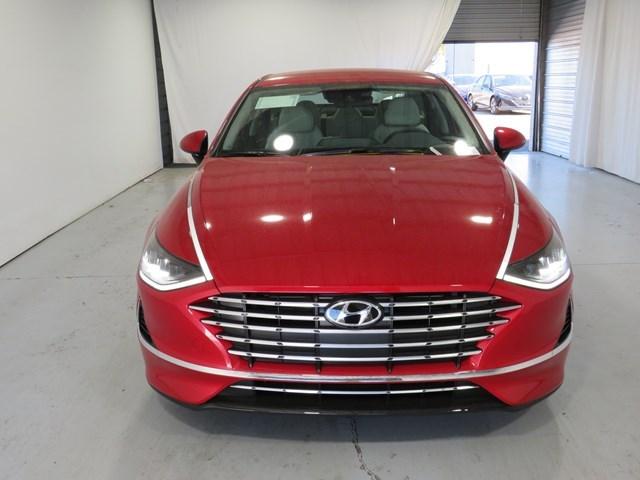 new 2021 Hyundai Sonata Hybrid car, priced at $31,264