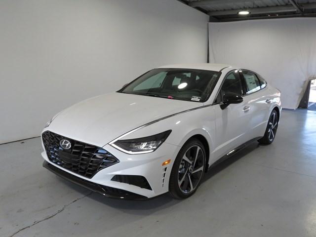 new 2021 Hyundai Sonata car, priced at $30,134