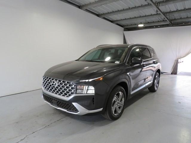 new 2021 Hyundai Santa Fe car, priced at $30,160