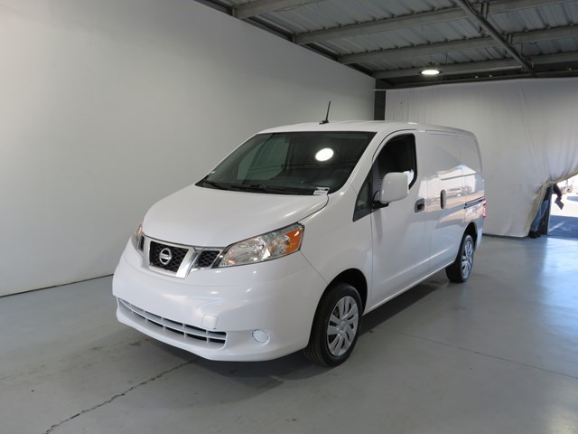 used 2017 Nissan NV200 car, priced at $14,401