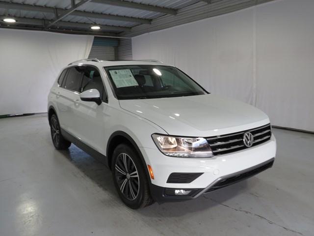 used 2018 Volkswagen Tiguan car, priced at $19,977