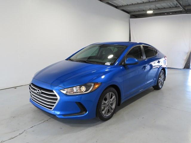 used 2018 Hyundai Elantra car, priced at $13,691