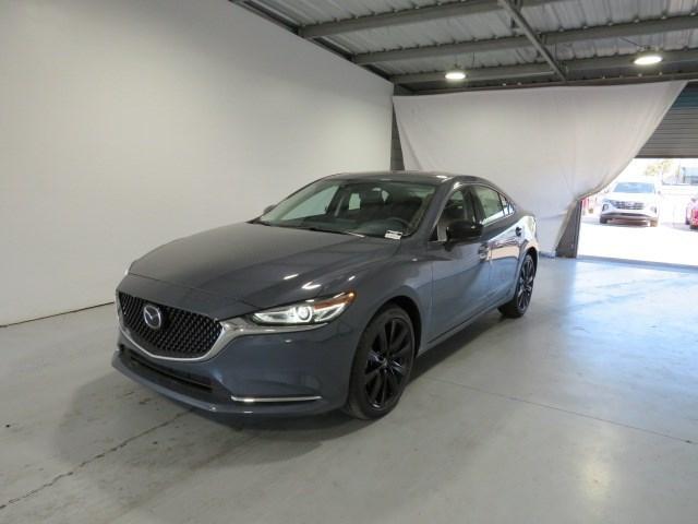new 2021 Mazda Mazda6 car, priced at $34,145