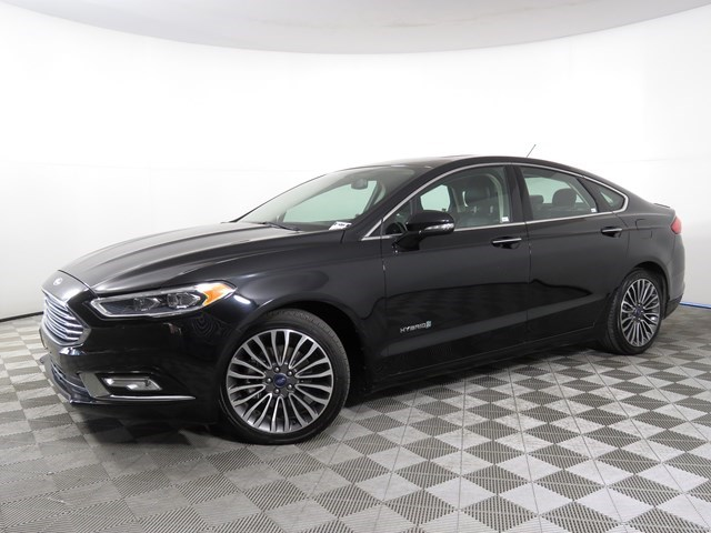 used 2017 Ford Fusion car, priced at $15,181