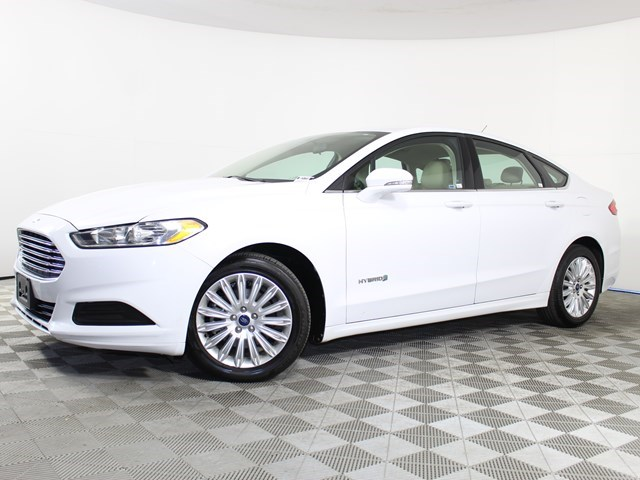 used 2014 Ford Fusion car, priced at $11,528