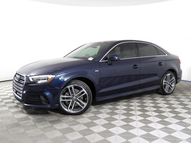 used 2018 Audi A3 car, priced at $25,999