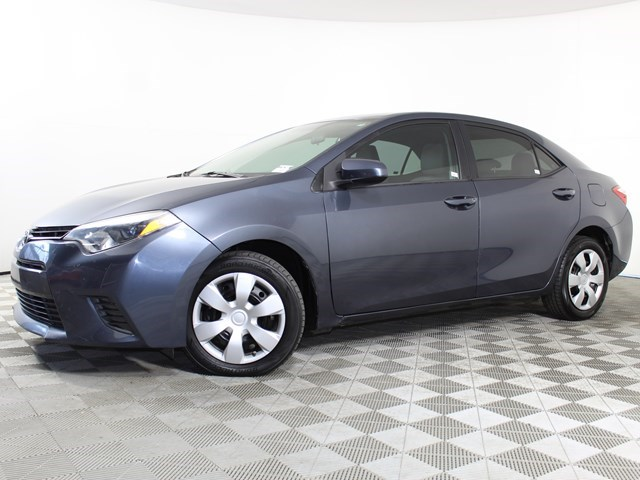 used 2015 Toyota Corolla car, priced at $14,923