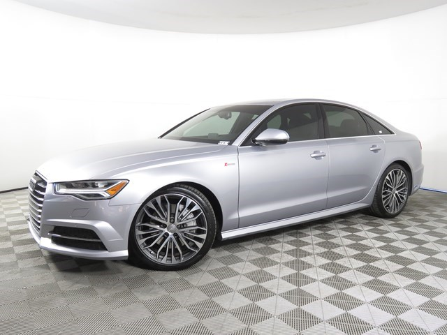 used 2016 Audi A6 car, priced at $28,999
