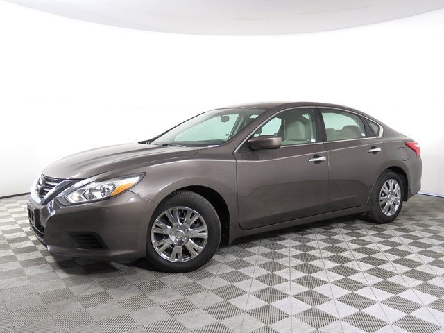 used 2017 Nissan Altima car, priced at $14,870