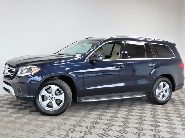 used 2018 Mercedes-Benz GLS-Class car, priced at $46,549
