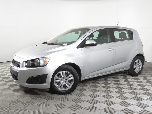 used 2015 Chevrolet Sonic car, priced at $7,734