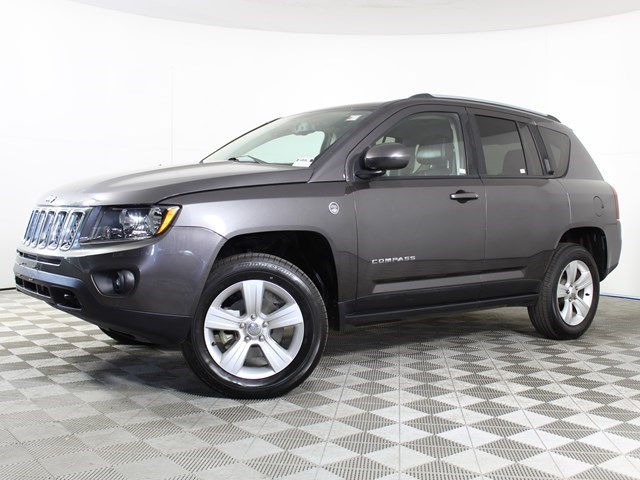 used 2015 Jeep Compass car, priced at $14,977