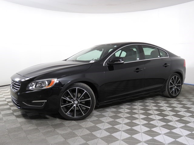 used 2016 Volvo S60 car, priced at $17,003