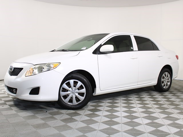used 2009 Toyota Corolla car, priced at $9,488