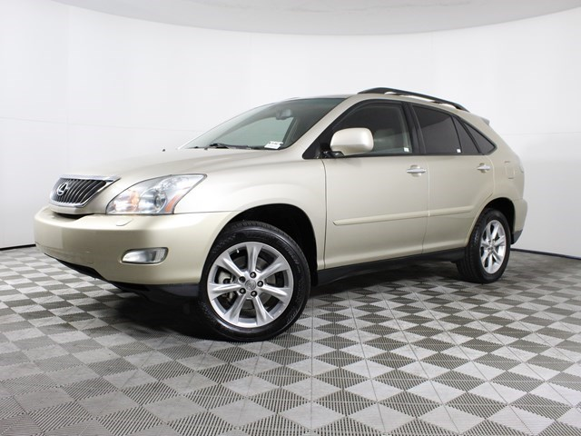 used 2008 Lexus RX 350 car, priced at $10,443