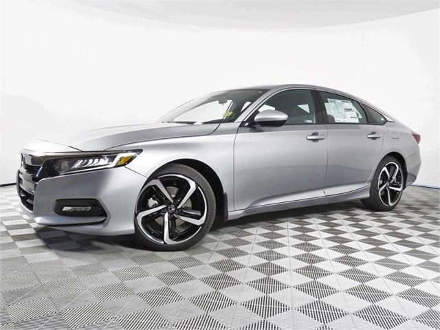 new 2020 Honda Accord Sedan car, priced at $32,315