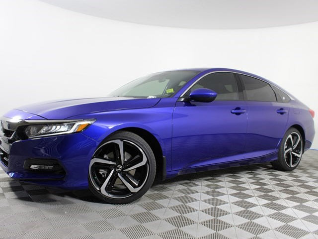 new 2020 Honda Accord Sedan car, priced at $27,935