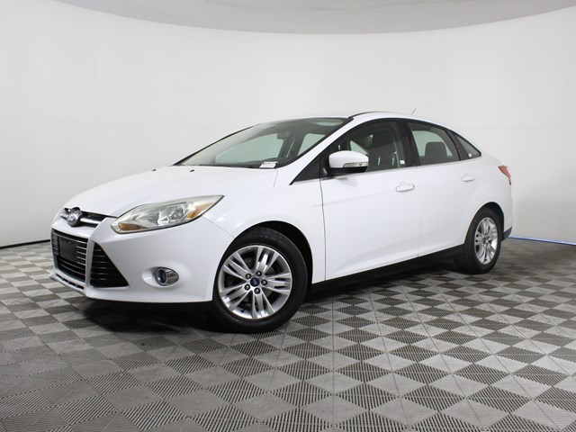 used 2012 Ford Focus car, priced at $8,027