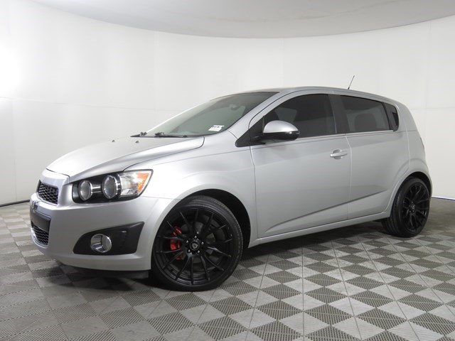 used 2013 Chevrolet Sonic car, priced at $6,900