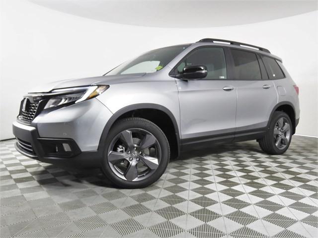 new 2021 Honda Passport car, priced at $42,855