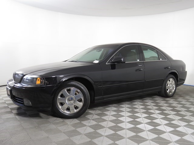 used 2005 Lincoln LS car, priced at $6,900